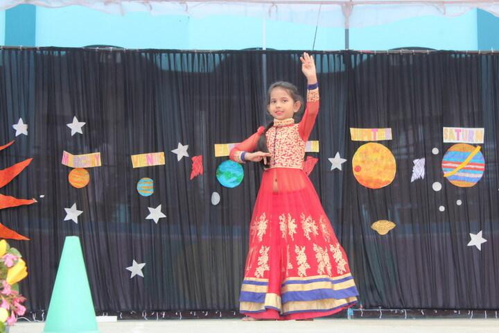 Sant Chavara National Academy-Dance