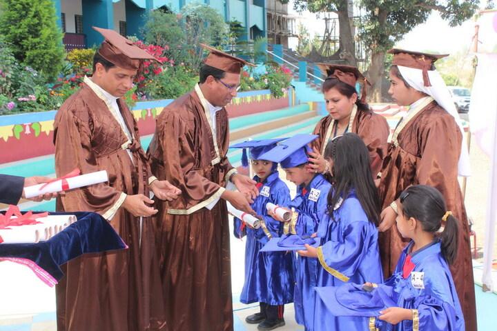 Sant Chavara National Academy-Graduation Day