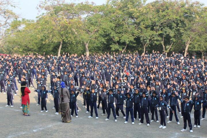 Sant Chavara National Academy-Students