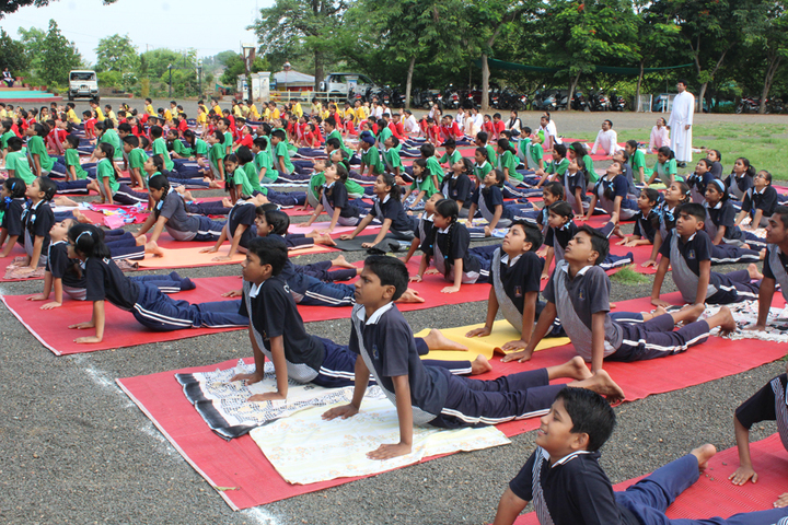 Sant Chavara National Academy-Yoga