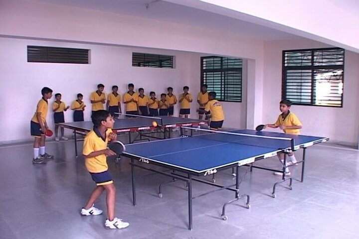 Sant Sri Asaramji Gurukul-Indoor Games