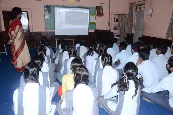 Sarasvati Vidhya Mandir Higher Secondary School-Digital Teaching
