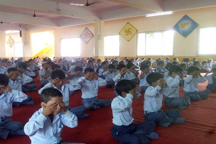 Sarasvati Vidhya Mandir Higher Secondary School-Fun Activities