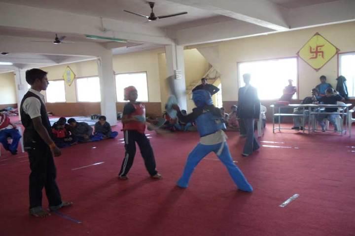 Sarasvati Vidhya Mandir Higher Secondary School-Self Defence