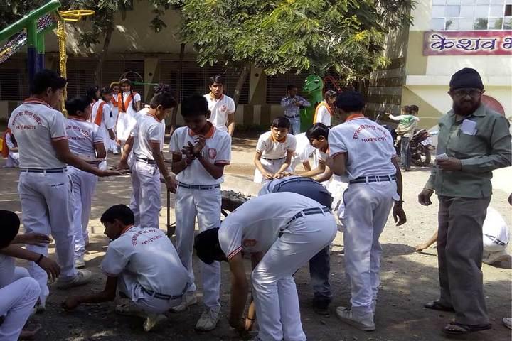 Sarasvati Vidhya Mandir Higher Secondary School-Swatch Barath