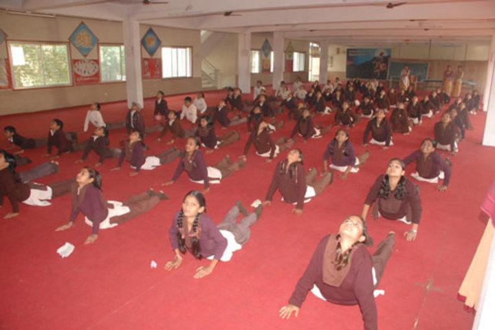 Sarasvati Vidhya Mandir Higher Secondary School-Yoga