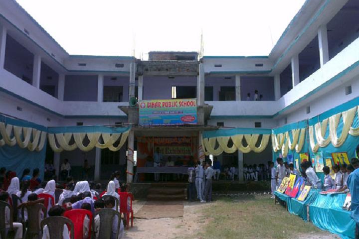 Bihar Public School-Campus