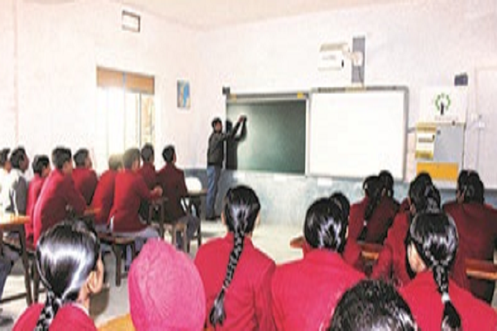 Bihar Public School-Classroom smart