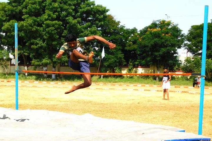 Saraswati Shishu Mandir-Long Jump