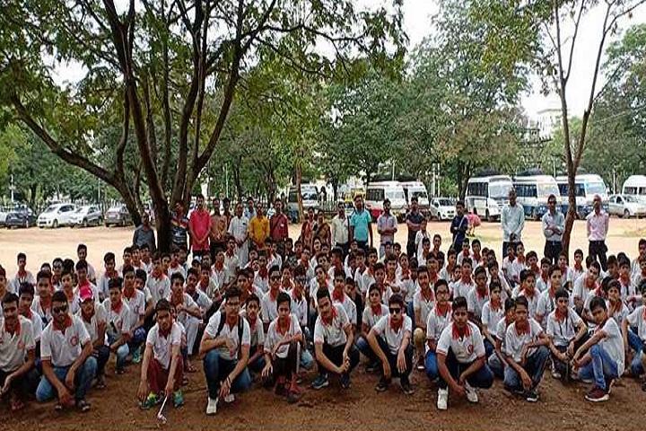 Saraswati Shishu Mandir-Students