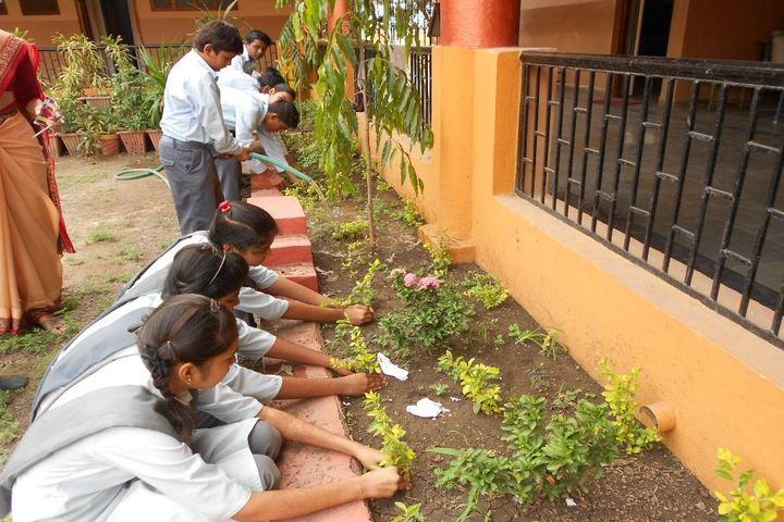 Saraswati Vidhya Mandir Higher Secondary School-Plantation