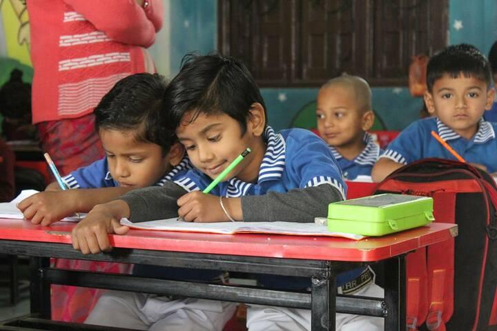 Sardar Patel International School-Classroom