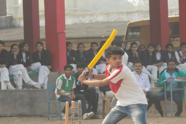 Sardar Patel International School-Cricket Ground