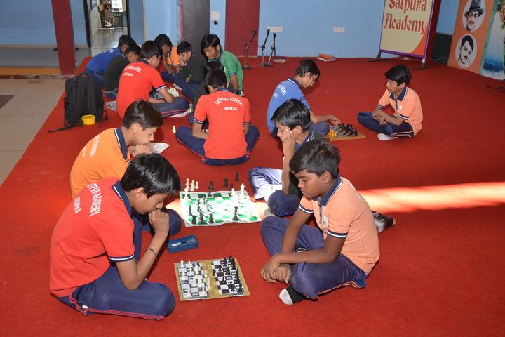 Satpura Academy-Indoor Games