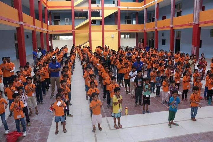 Satpura Academy-Prayer