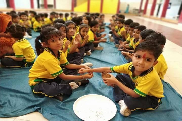 Satpura Academy-Rakhi Celebrations