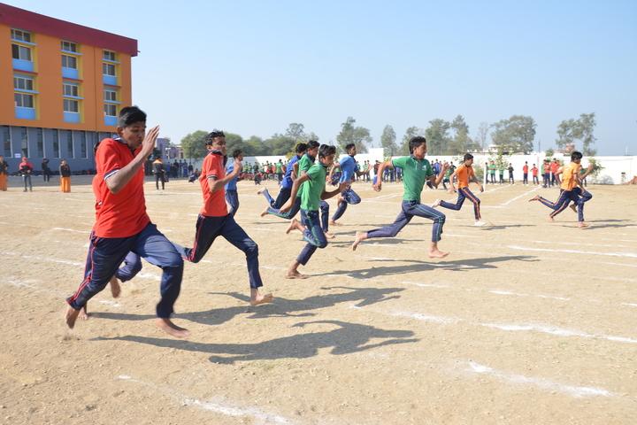 Satpura Academy-Sports Day