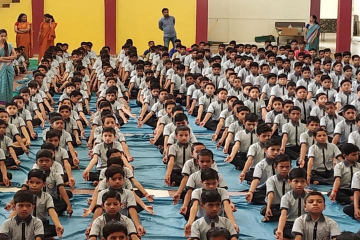 Satpura Academy-Yoga