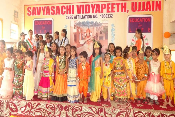 Savya Sachi Vidyapeeth-Fancy Dress