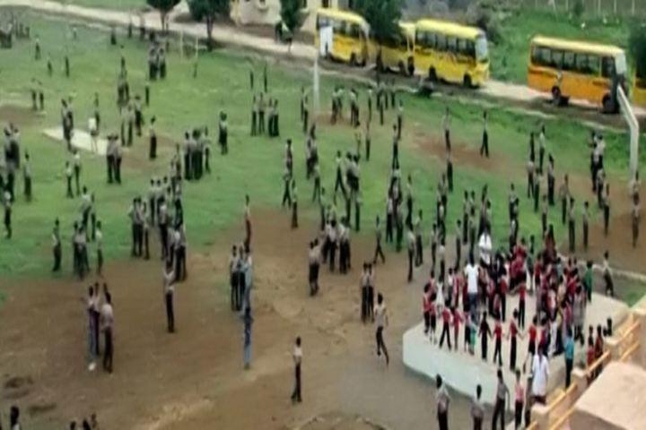 Savya Sachi Vidyapeeth-School Ground