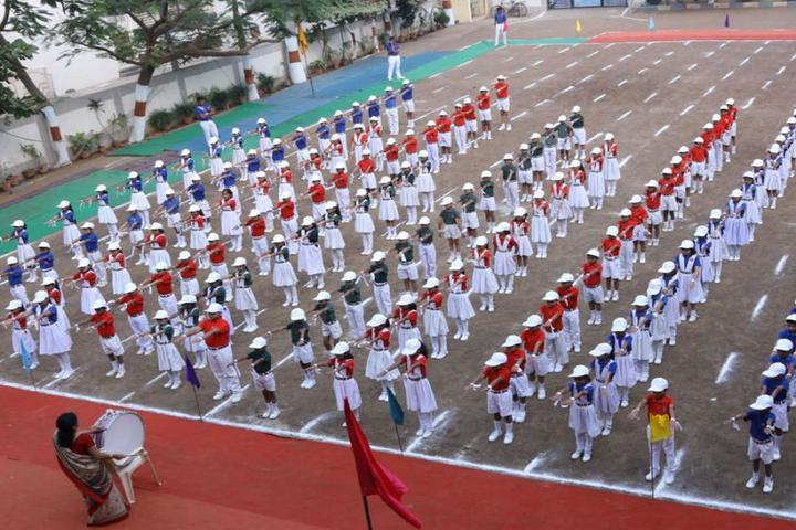 Scholars Den Higher Secondary School-Assembly