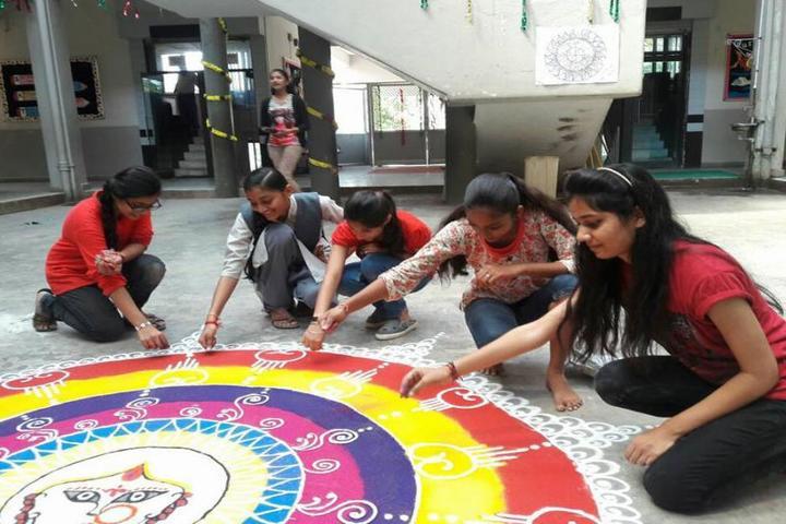 Scholars Den Higher Secondary School-Festival Celebration