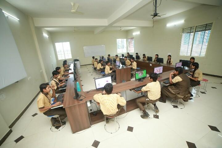 Scholars Public School-Computer Lab