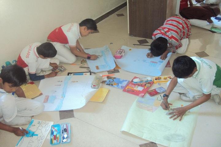 Scholars Public School-Drawing