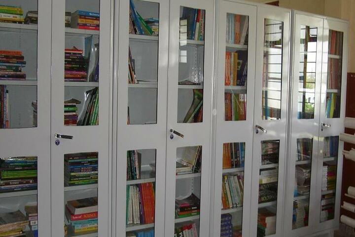 Scholars Public School-Library
