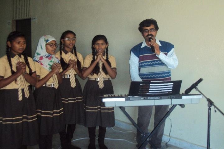 Scholars Public School-Music