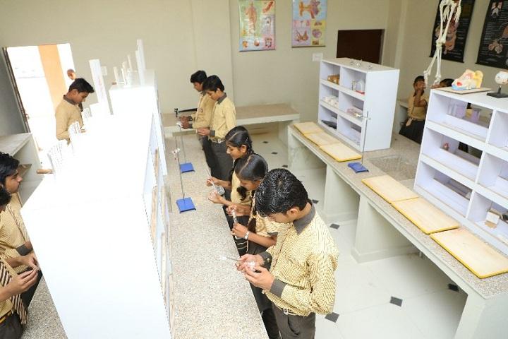 Scholars Public School-Physics Lab