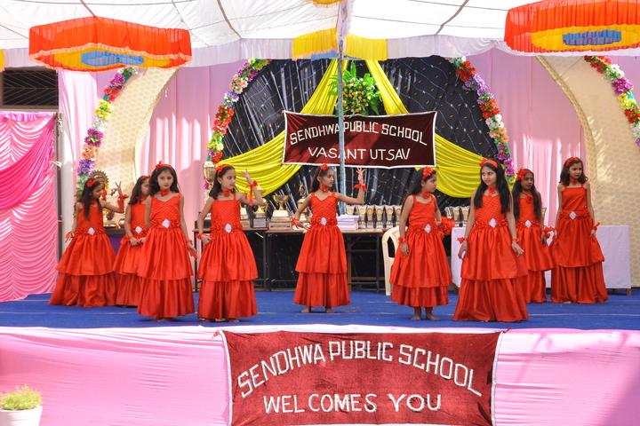 Sendhwa Public School-Annual day