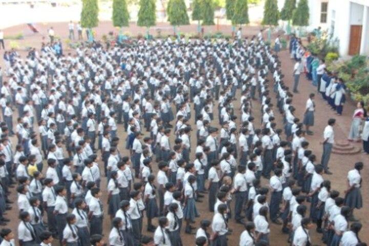 Sendhwa Public School-Assembly