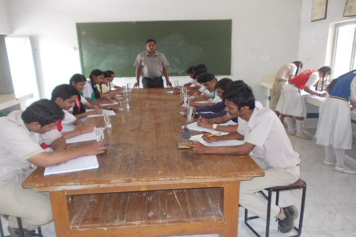Sendhwa Public School-Biology Lab