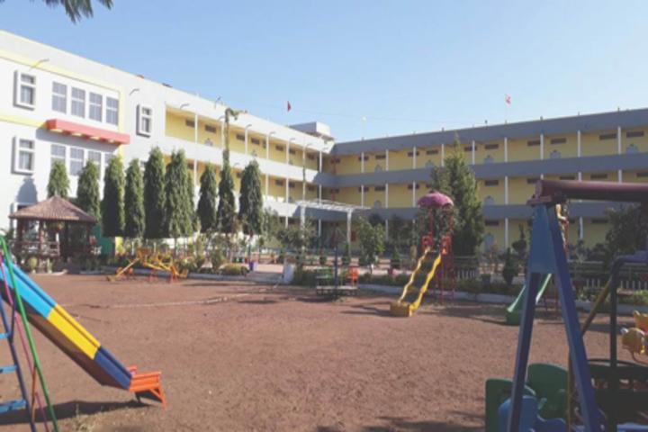 Sendhwa Public School-Campus