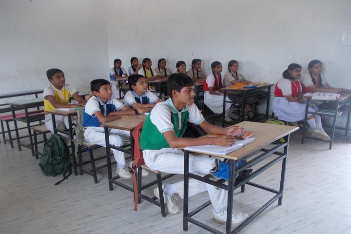 Sendhwa Public School-Classroom