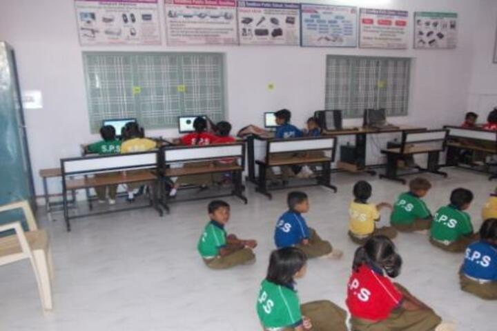 Sendhwa Public School-Computer Lab