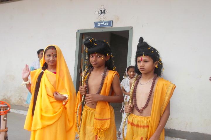 Sendhwa Public School-Drama