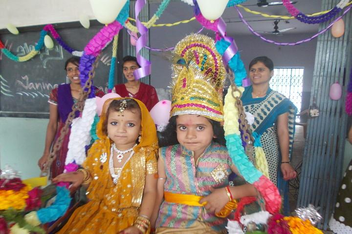 Sendhwa Public School-Festival Celebration