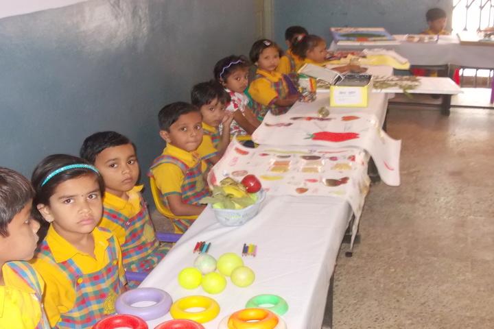 Sendhwa Public School-Food Fest