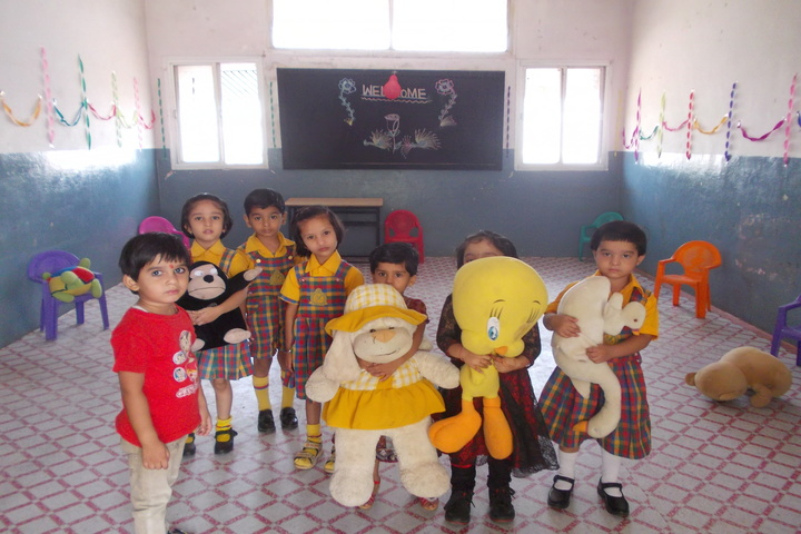 Sendhwa Public School-Kindergarden