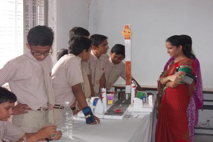 Sendhwa Public School-Science-Exhibition