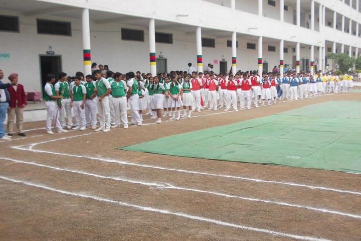 Sendhwa Public School-Sports day