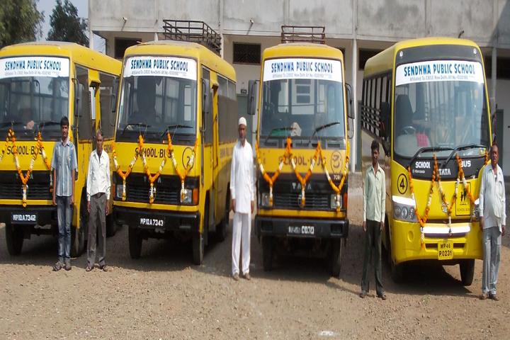 Sendhwa Public School-Transport