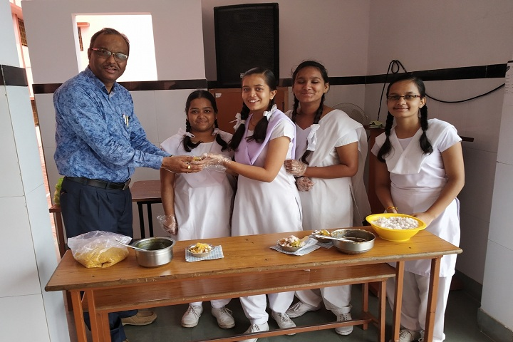 Servite Convent Higher Secondary School-Food Fest