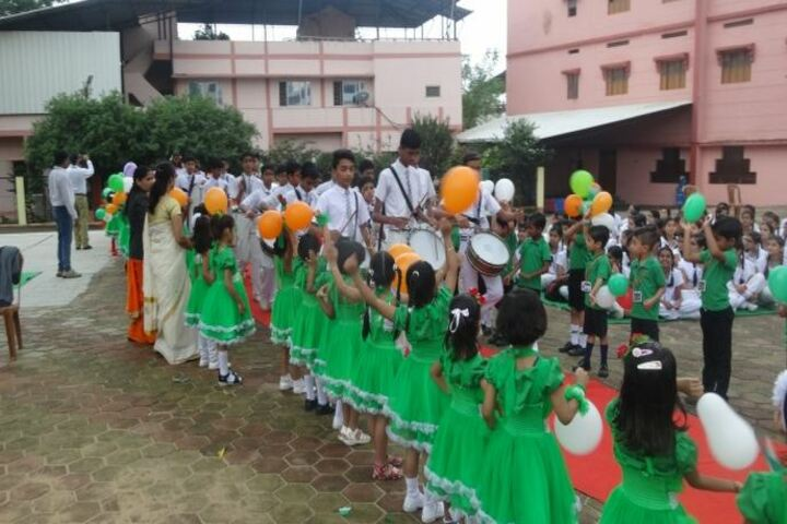 Servite Convent Higher Secondary School-Independence Day