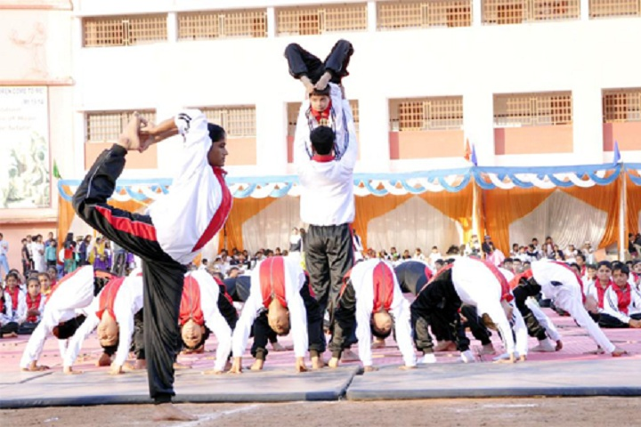 Servite Convent Higher Secondary School-Yoga Day