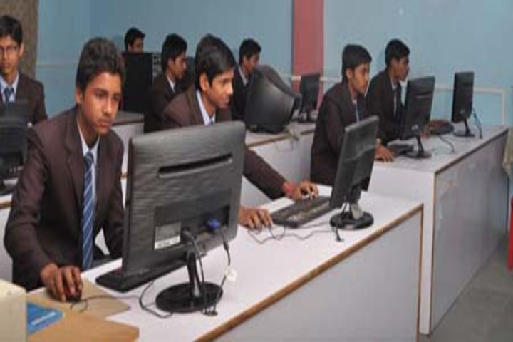 Shri C K Chandel Memorial Higher Secondary School-Computer Lab