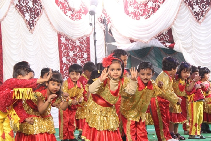 Shri C K Chandel Memorial Higher Secondary School-Dance
