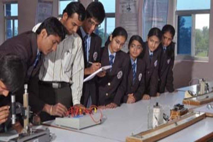 Shri C K Chandel Memorial Higher Secondary School-Electronic Lab